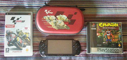 Adventures in the PSP Scene   Daniel Furelos-Blanco